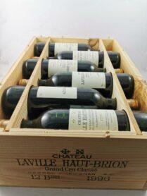Château Laville Haut-Brion 1996