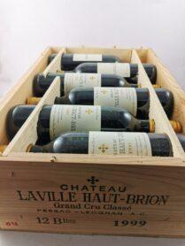 Château Laville Haut-Brion 1999