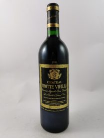 Château Trotte Vieille 1989