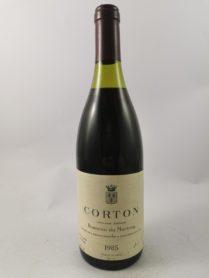 Corton - Bonneau du Martray 1985